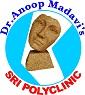 sri polyclinic logo